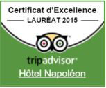 Why you may choose Hotel Napoleon in Ajaccio ?